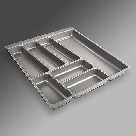 SO-TECH® Cubertero ORGA-BOX® II para Cajón de Nobilia 50 cm