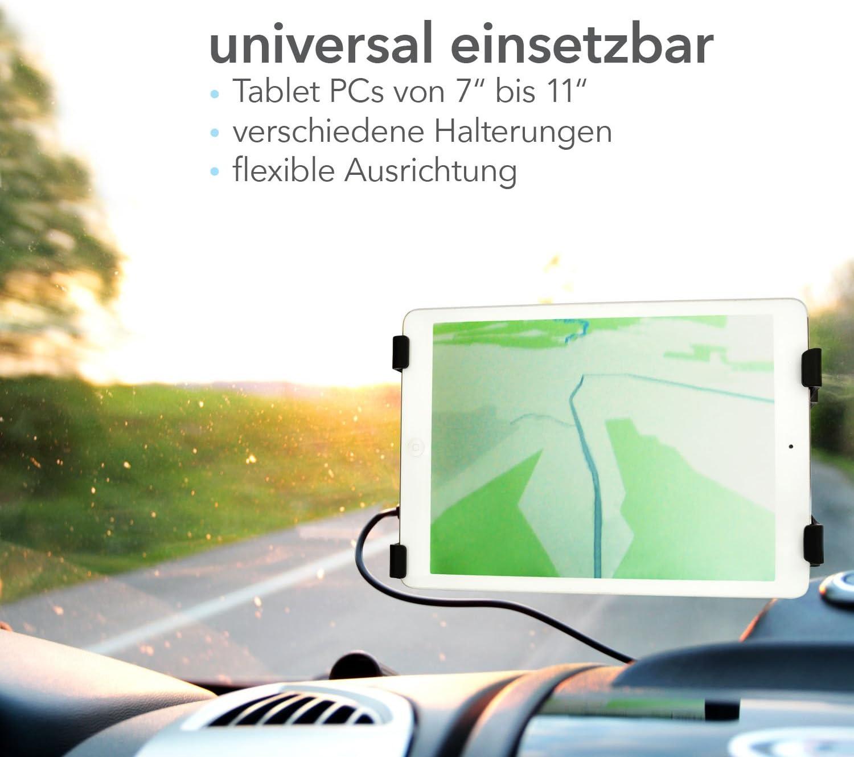 Universal Tablet Halter Ständer Kfz Auto Halterung Elektronik