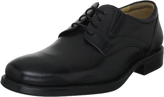 Geox U Federico V, Zapatos de Cordones Derby para Hombre
