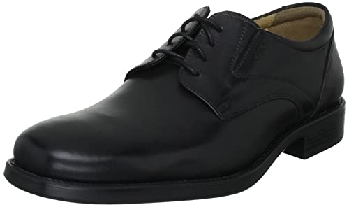 25aa229c2b1a7c Geox Uomo Federico Men Shoes, Black (Black 9999), 6 UK (39