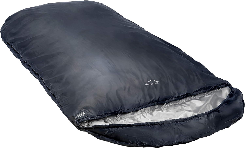 HIGHLANDER SLEEPHAVEN Black Schlafsack One Size schwarz