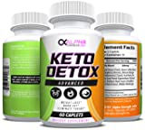 Keto Detox Cleanse Weight Loss - Colon Cleanser