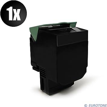 Eurotone Toner Mit 50 Mehr Leistung Für Cs310 Cs410 Cs510 Ersetzen Lexmark Schwarze 702hk High Yield Bk Patrone Bürobedarf Schreibwaren