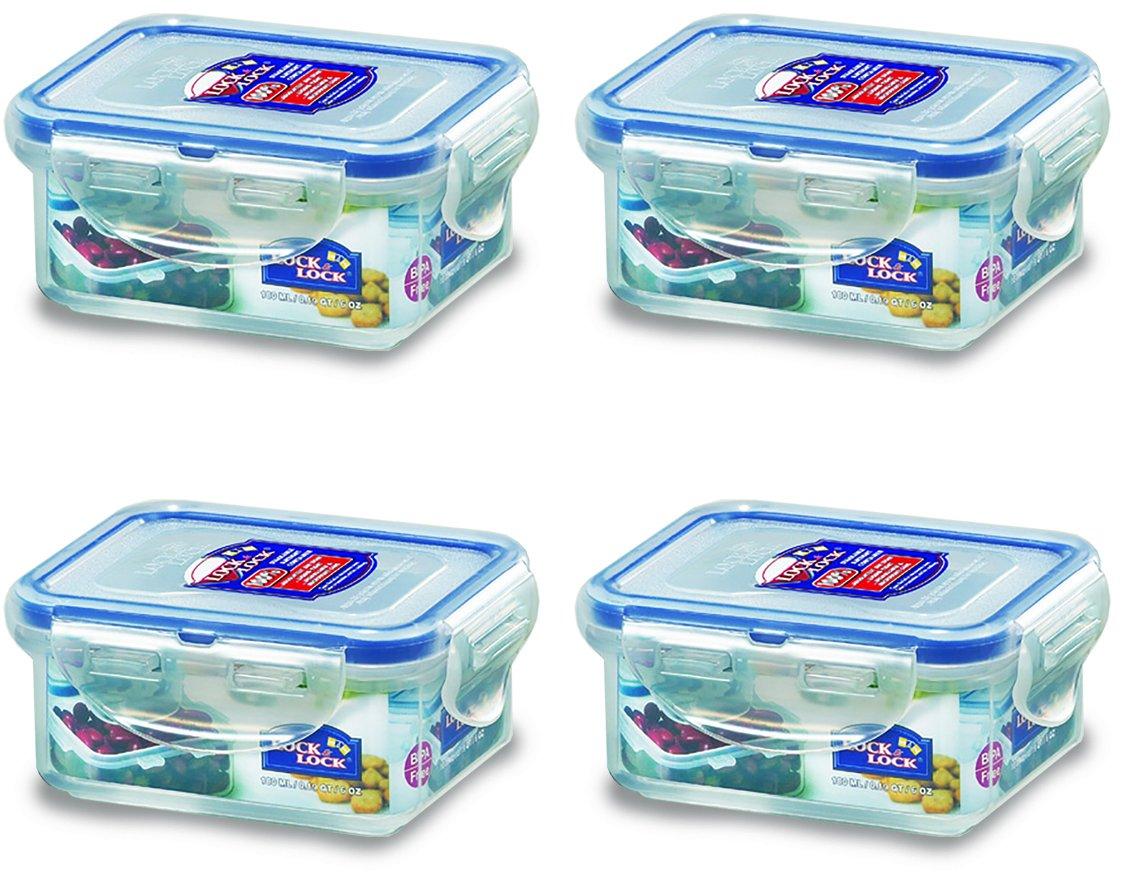 e8b578e49fc Amazon.com  Lock   Lock Rectangular Water Tight Food Container