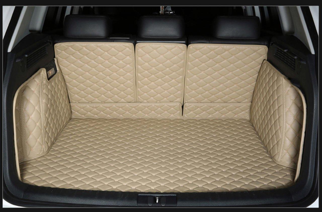 Pegasuss(ペガサス)【メルセデスGLEクーペ/Mercedes GLE Coupe】専用設計車のトランクマットラゲッジマット防水 - ベージュ B01D02U0V8 メルセデスGLEクーペ|ベージュ ベージュ メルセデスGLEクーペ