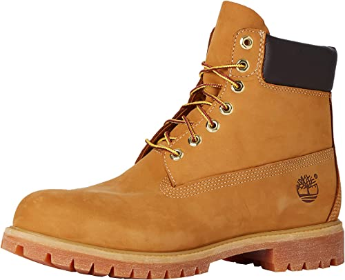 Timberland Men's 6 Inch Premium Waterproof Boot Wheat