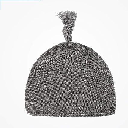 ZXW Sombrero - Otoño e Invierno recién Nacido Calidez Engrosamiento ...