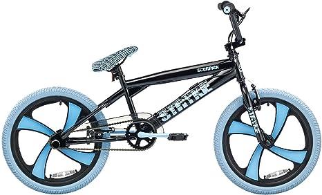 Scorpion Stryke niños Freestyle para bicicleta Bmx 50,8 cm Mag ...