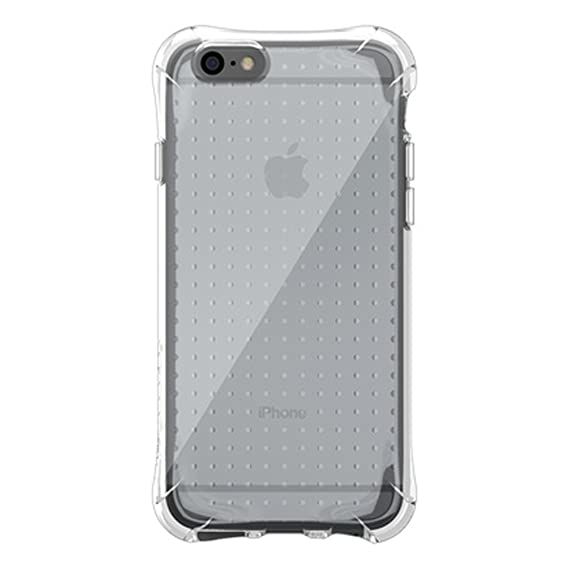 uk availability e66b2 ed66a Ballistic, iPhone 6 Plus / 6s Plus Case [Jewel Series] 6ft Drop Test  Certified Case Protection [Clear] Reinforced Bumper Cell Phone Case for  Apple ...