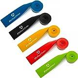 Floss band »Herculexx«, banda elastica a compressione e resistenza per rafforzare i muscoli e le articolazioni, disponibile in varie resistenza