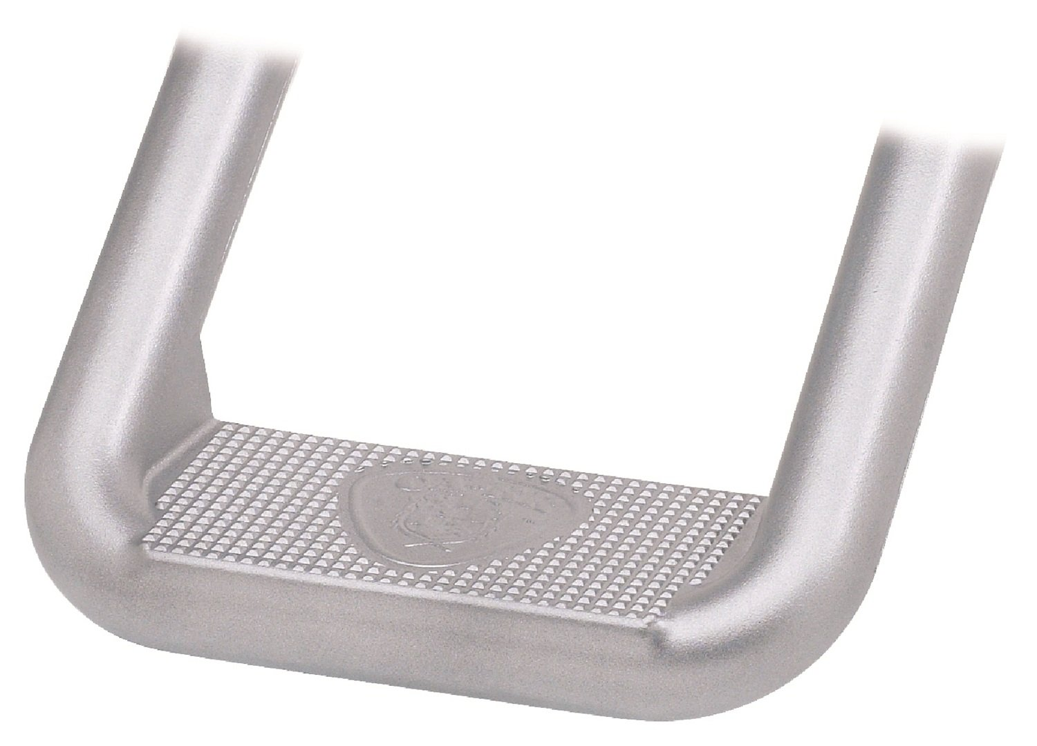 Carr 103994-1 Hoop II XP4 Titanium Silver Powder Coated Step by Carr