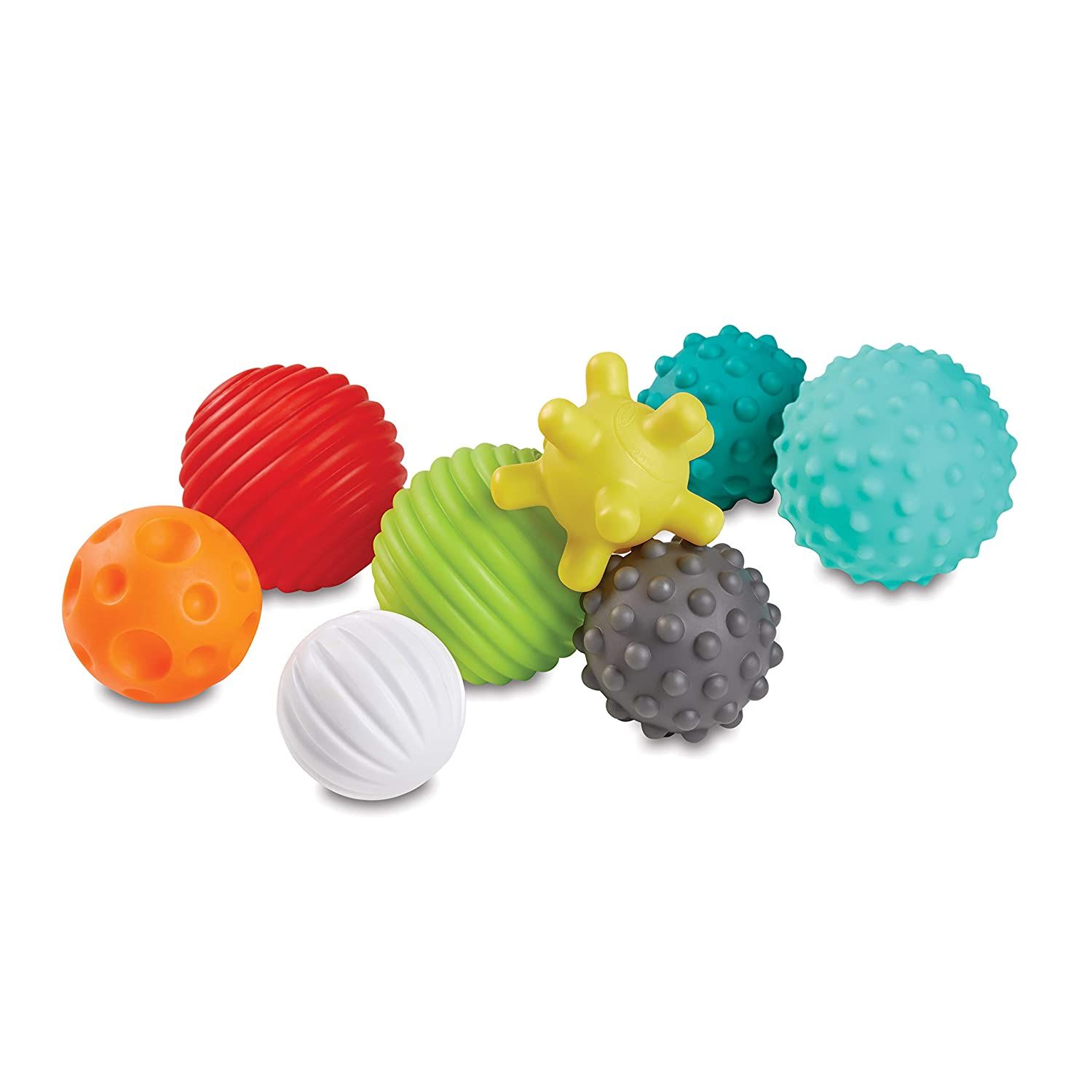 Blocks Infantino Balls /& Buddies Activity Toy Set