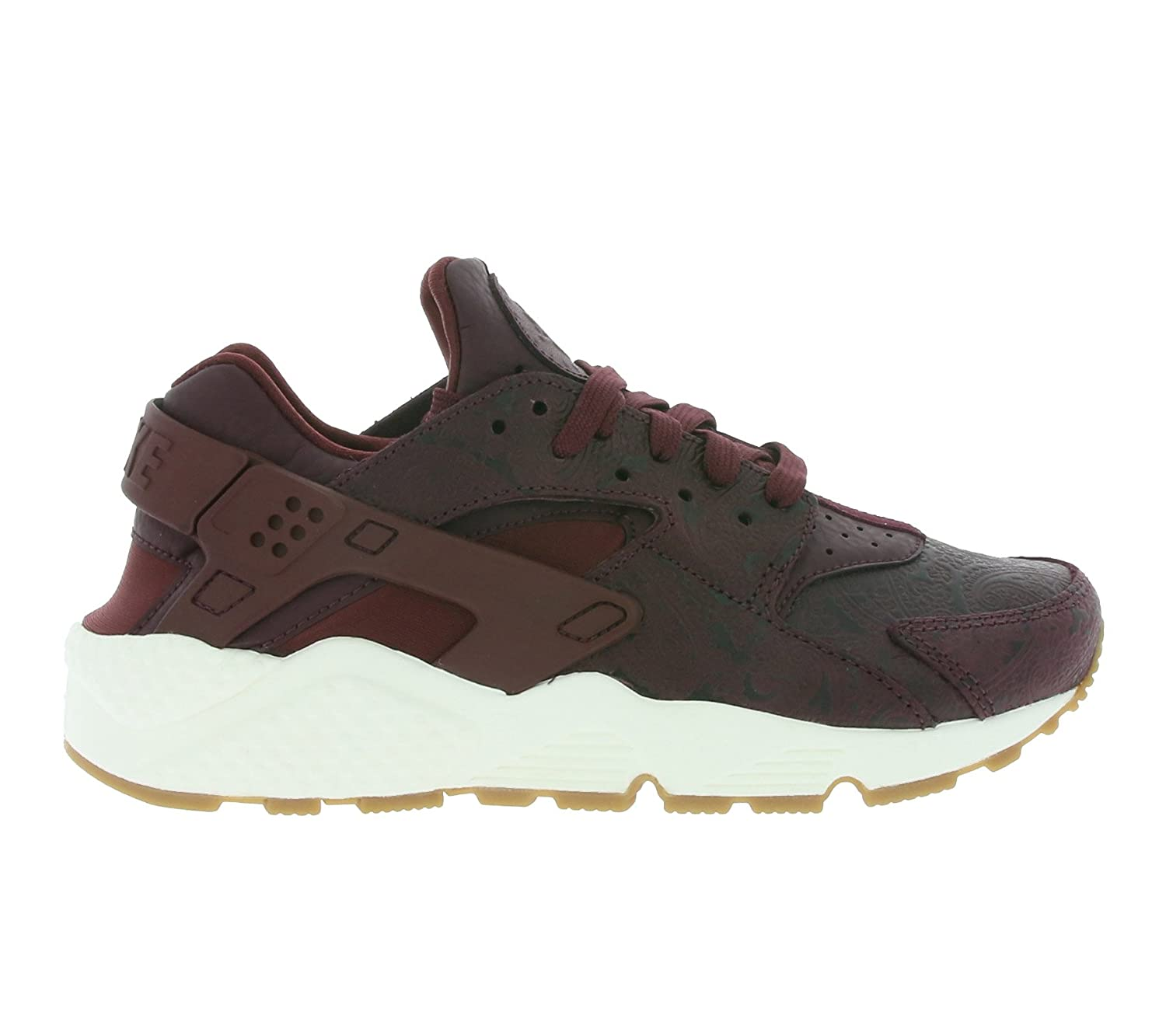 quite nice b585f ed6ac Amazon.com   Nike Air Huarache Premium Women s Shoes Night Maroon Night  Maroon-Sail 683818-600 (9.5 B(M) US)   Basketball