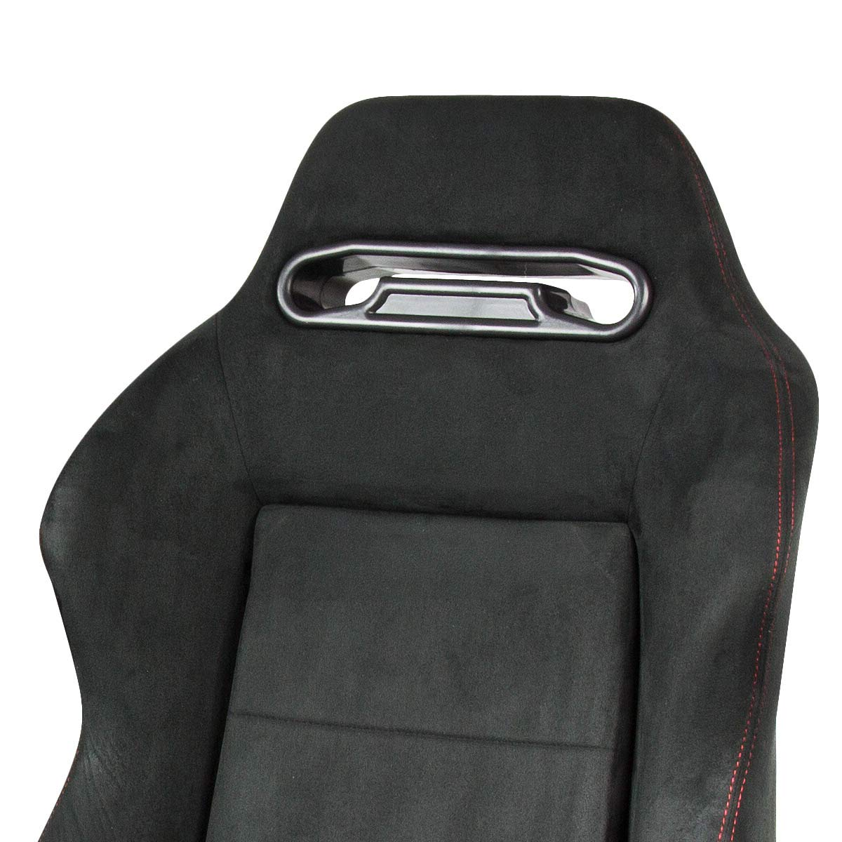 Pair of RSTRSBK Racing Seats+Mounting Bracket for Chevy Camaro//Pontiac Firebird F-Body
