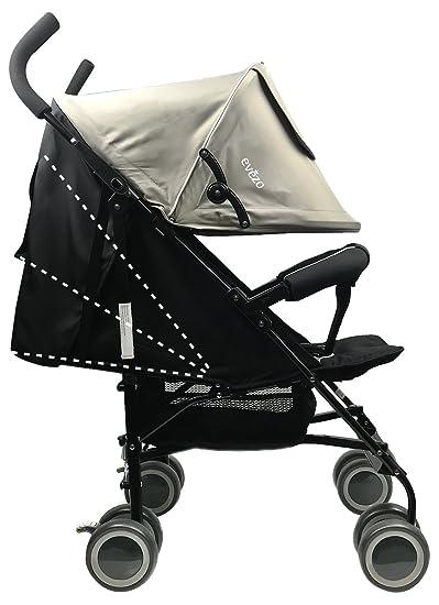 Amazon.com: evezo travis2ultra ligero Plus reclinable ...