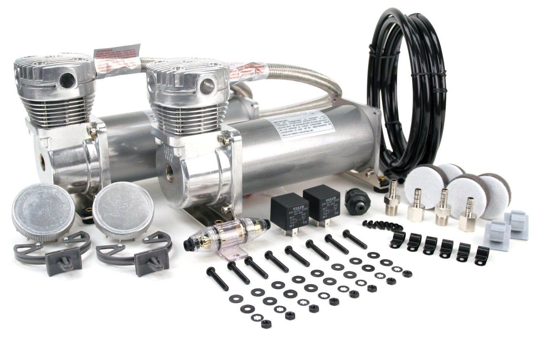 Amazon.com: ViAir Dual 480C 200 PSI Constant Duty Air Compressor ...