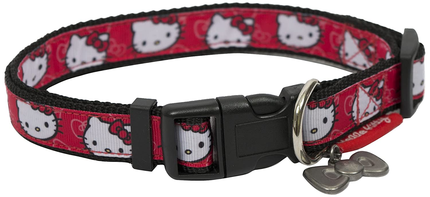 Hello Kitty Hundehalsband