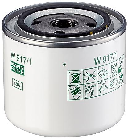 Mann Filter W 917/1 Filtro de Aceite