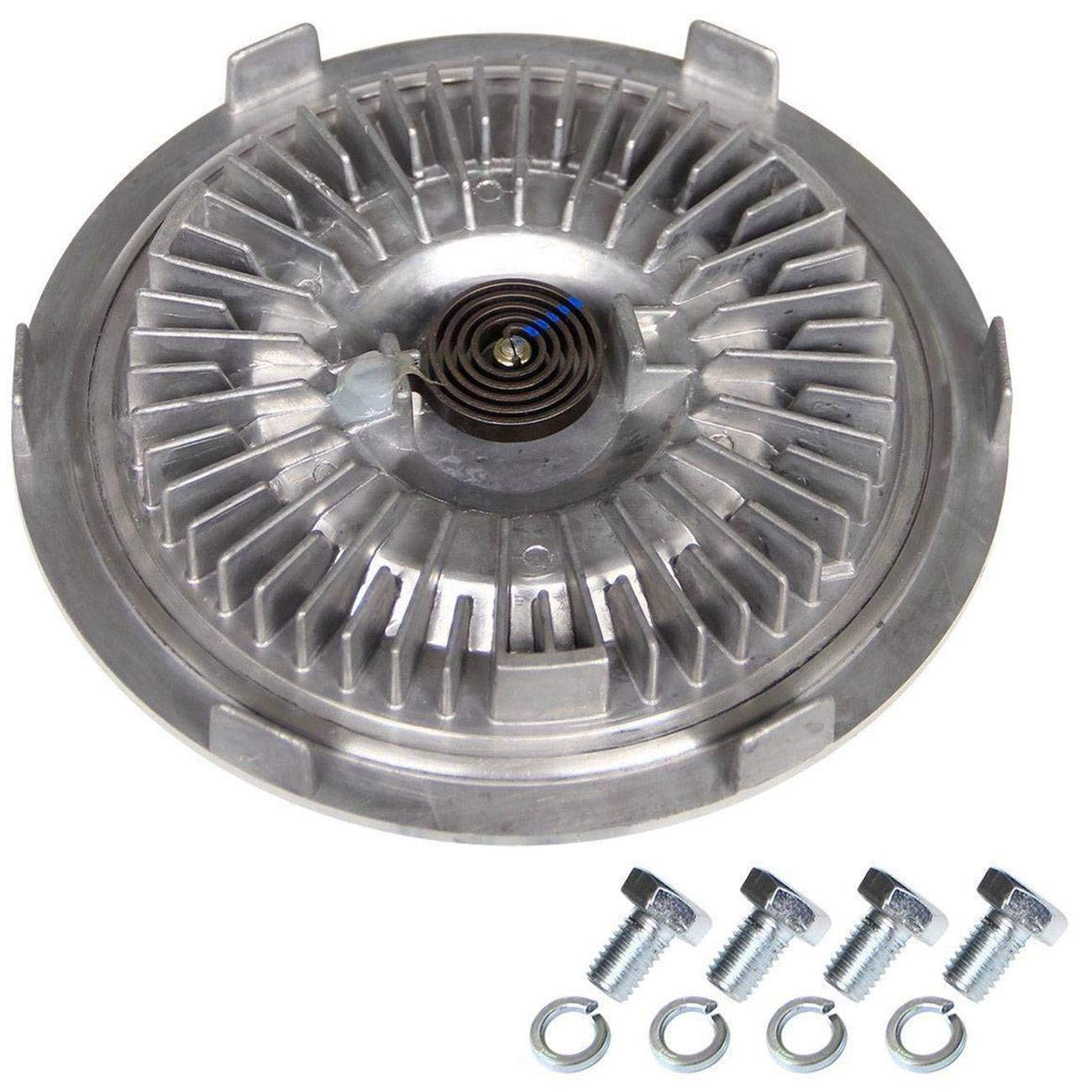 TOPAZ 2635 Engine Cooling Fan Clutch for Jeep Dodge Nitro Liberty Commander Grand Cherokee 3.7L 4.0L 4.7L