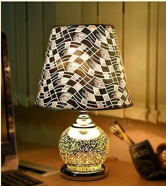 Perspective Créative Lampe De Chevet Lampe De Chevet De La Chambre Chaude  De La Chambre De