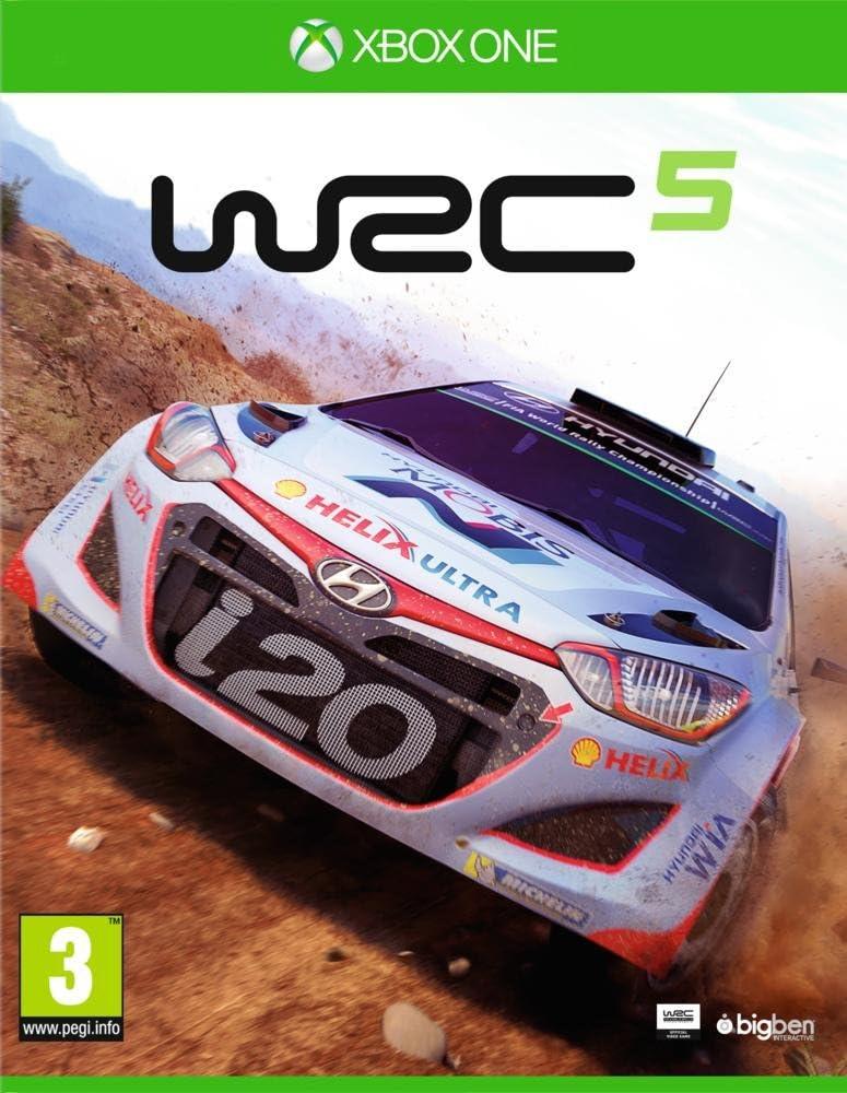 Bigben Interactive WRC 5, Xbox One vídeo - Juego (Xbox One, Xbox One, Racing, Modo multijugador, E (para todos)): Amazon.es: Videojuegos