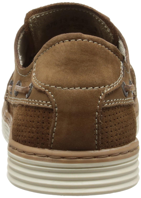 camel active Copa 13 376.13.02 - Zapatos de cuero para hombre, color marrón, talla 43: Amazon.es: Zapatos y complementos