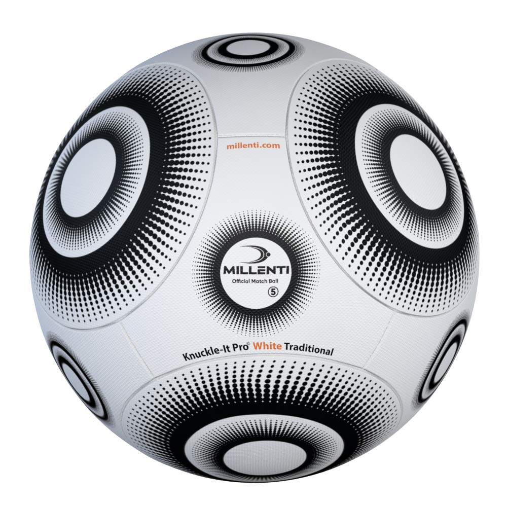 Millenti Knuckle-It Pro Soccer Ball i Traditional