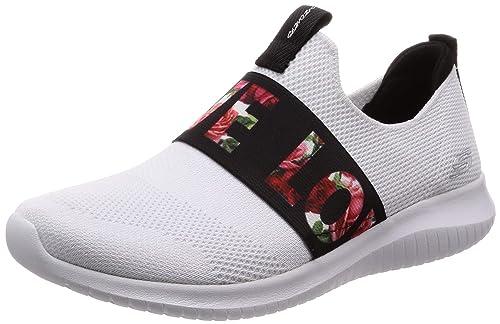 Skechers 13115/WBKP - Mocasines para Mujer: Amazon.es: Zapatos y complementos