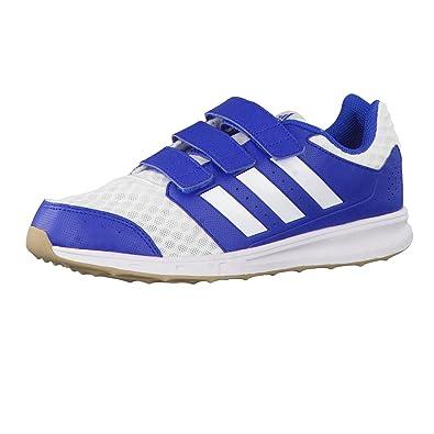 adidas Performance Kinder Hallenschuhe blau 34 EfB1nq