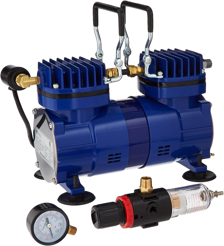 Preval USA Connector 1//6 H.P Comp w// auto shutoff /& regulator