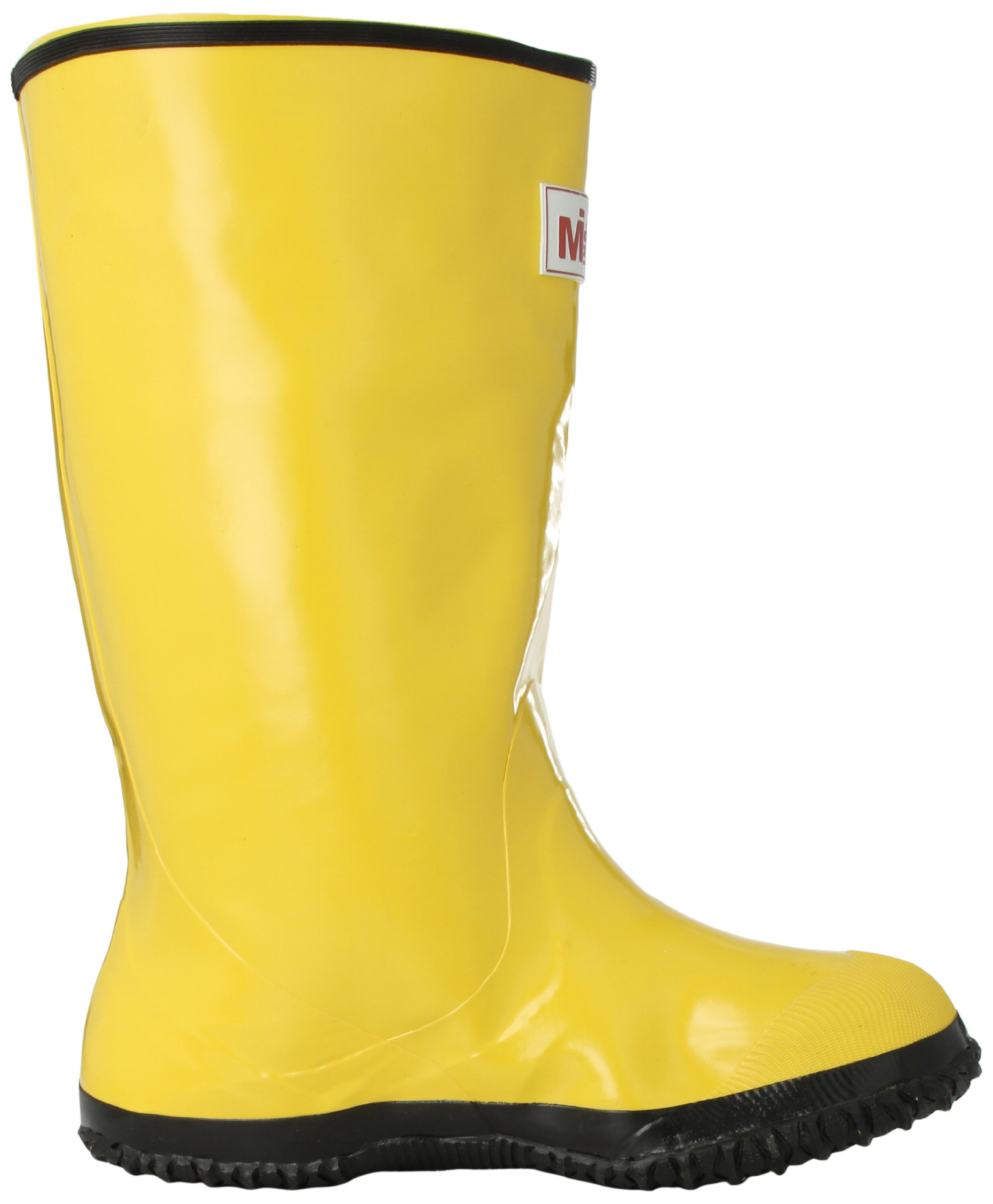 Mutual 14500 Extra Wide Over-The-Shoe Work Slush Boot, 17'' Height, Size 14, Yellow by Mutual Industries (Image #6)