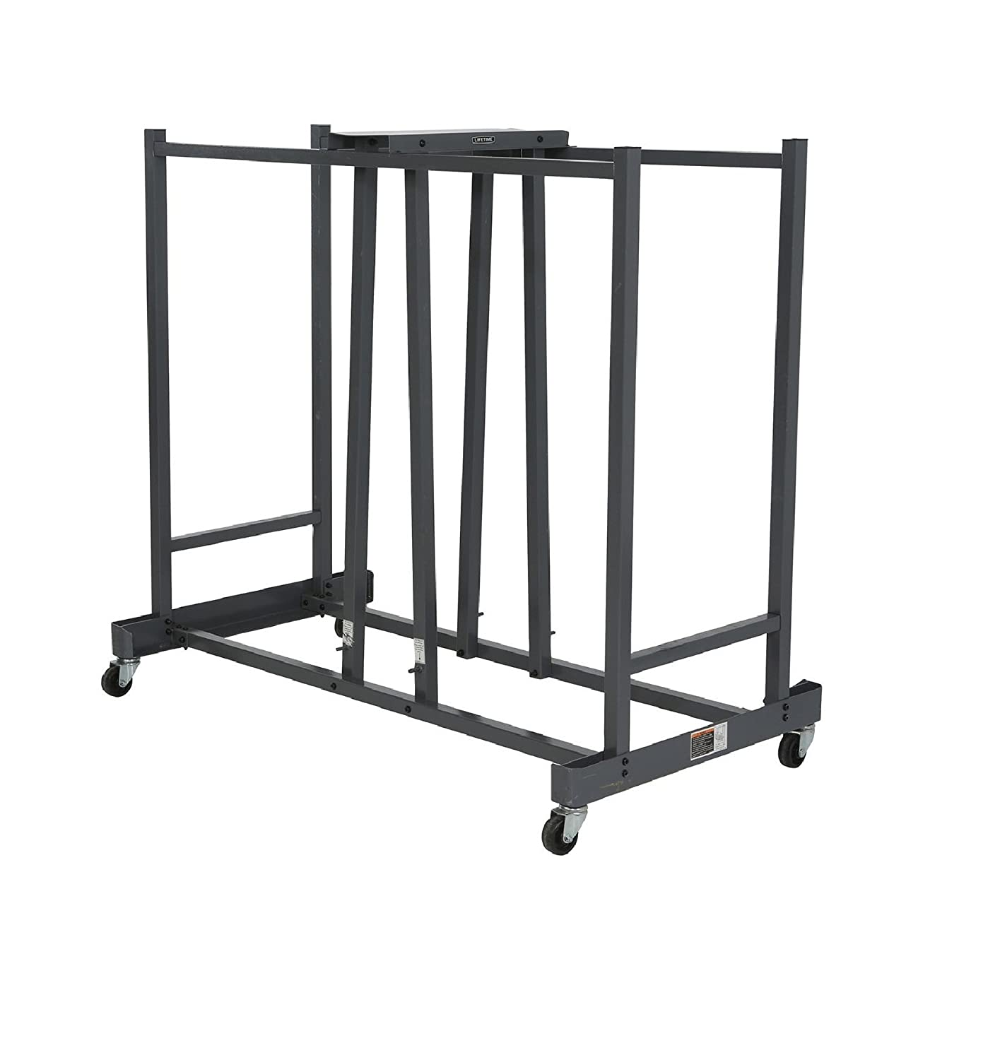 Amazon Lifetime Chair Storage Rolling Cart Other Products