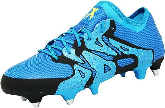 Adidas X 15.1 SG Chaussures de Football Homme Bleu: Amazon