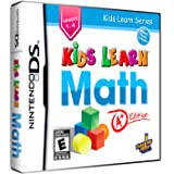 Kids Learn Math: A+ Edition - Nintendo DS