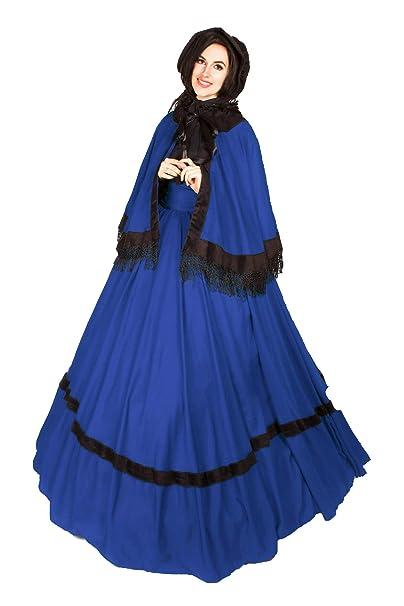 Amazon.com: Reminisce Dickens Victorian - Falda de 39.0 in ...