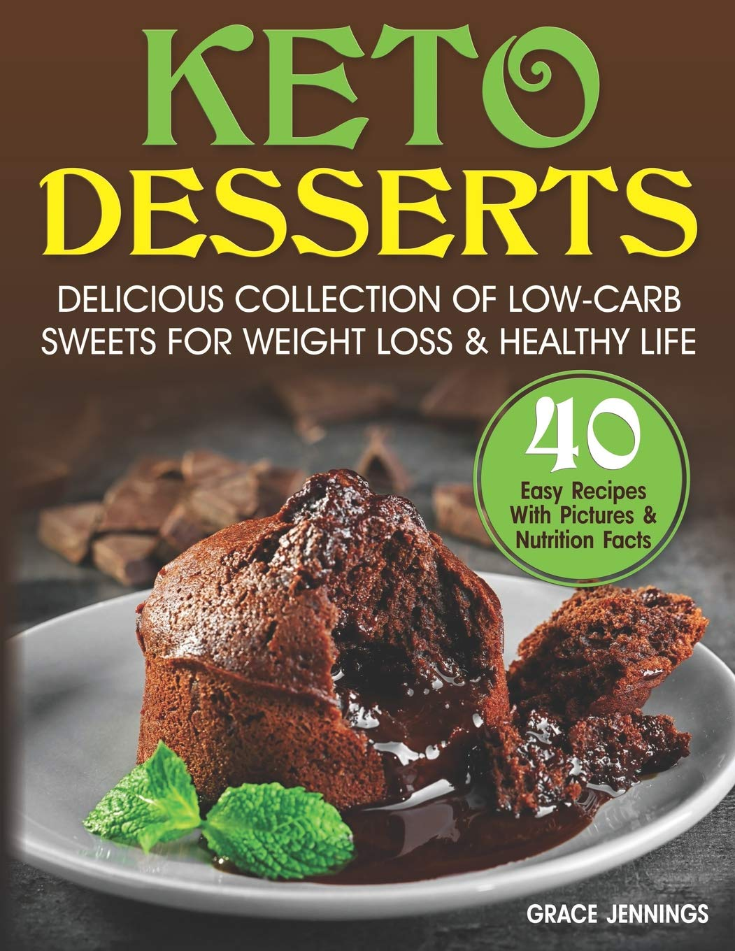 Under 700 Keto-Friendly Dessert Recipes