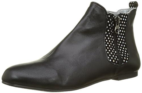 Ippon VintageCover-Silver - Botines Mujer, Negro (Negro), 38: Amazon.es: Zapatos y complementos