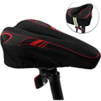 YingTai Bike Seat Covers Gel-Bicycle Saddle Cushion with Memory Foam