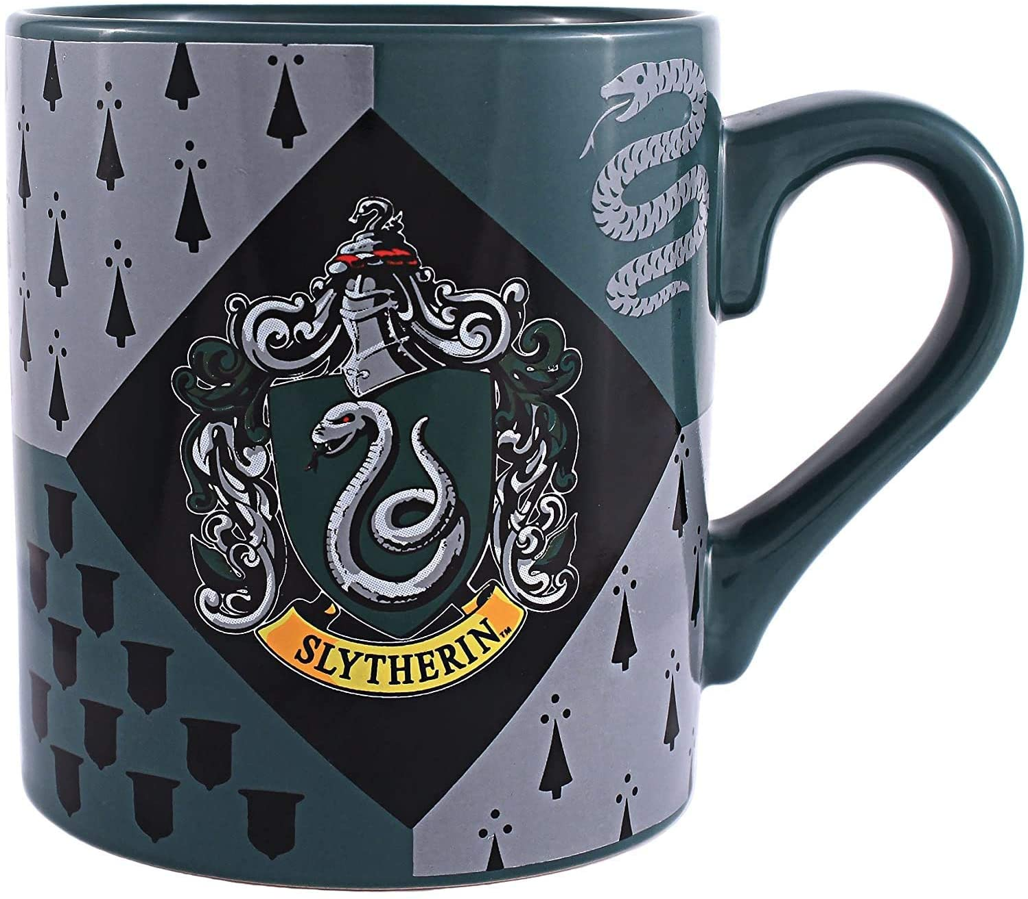 NEW Morphing Mugs Harry Heat Reveal Mugs Hogwarts Crest Teen Adult Collector