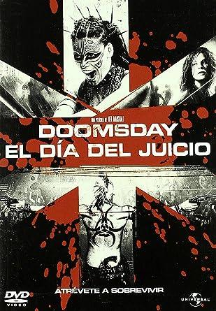 Amazon Com Doomsday El Dia Del Juicio Import Movie European