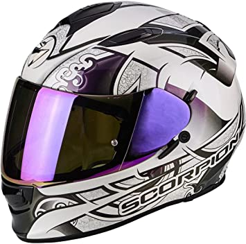 Amazon.es: Scorpion Casco Moto exo-510 Air Arabesc, multicolor, talla XXS