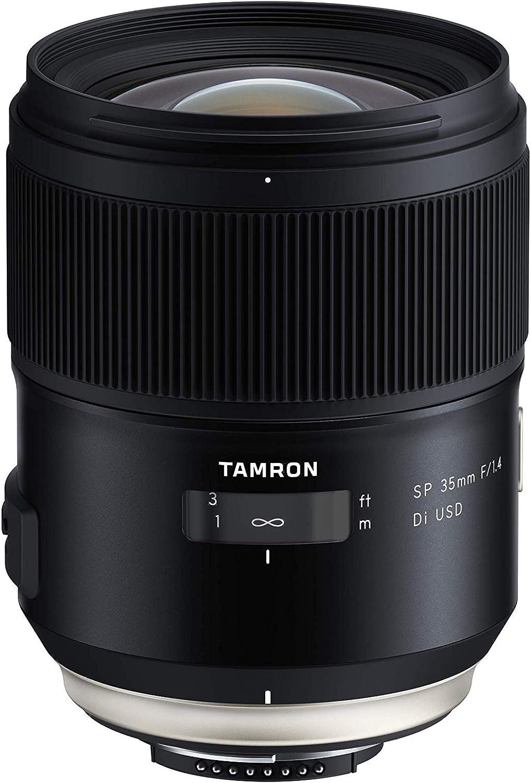 Tamron Sp 35mm F 1 4 Di Vc Usd Objektiv Für Nikon Fx Kamera
