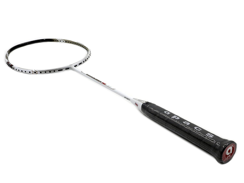 Apacs EdgeSaber 10 White Badminton Racket