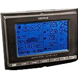 Ventus W831 Stazione meteorologica colore: Nero