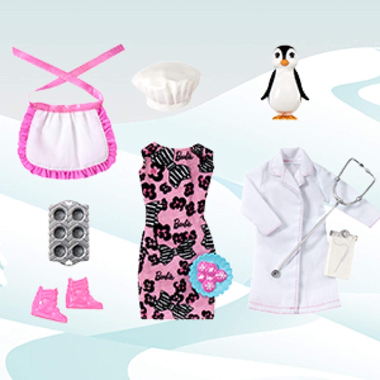 Barbie Advent Calendar Mattel FTF92