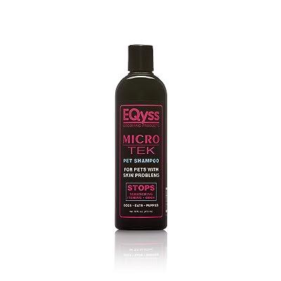 EQyss Micro-Tek Pet Shampoo