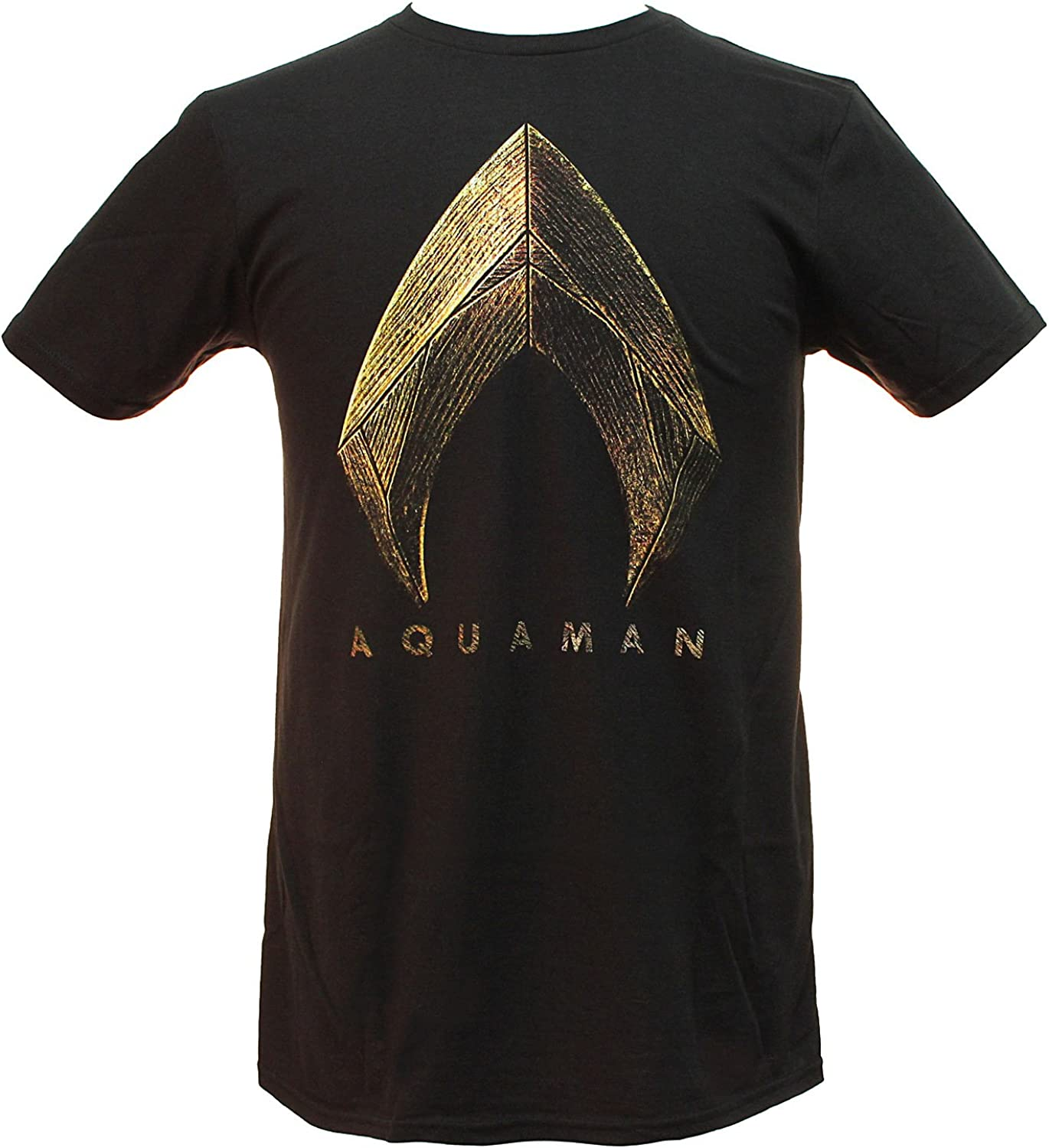 Aquaman Movie Poster DC Comics Licensed Adult T Shirt