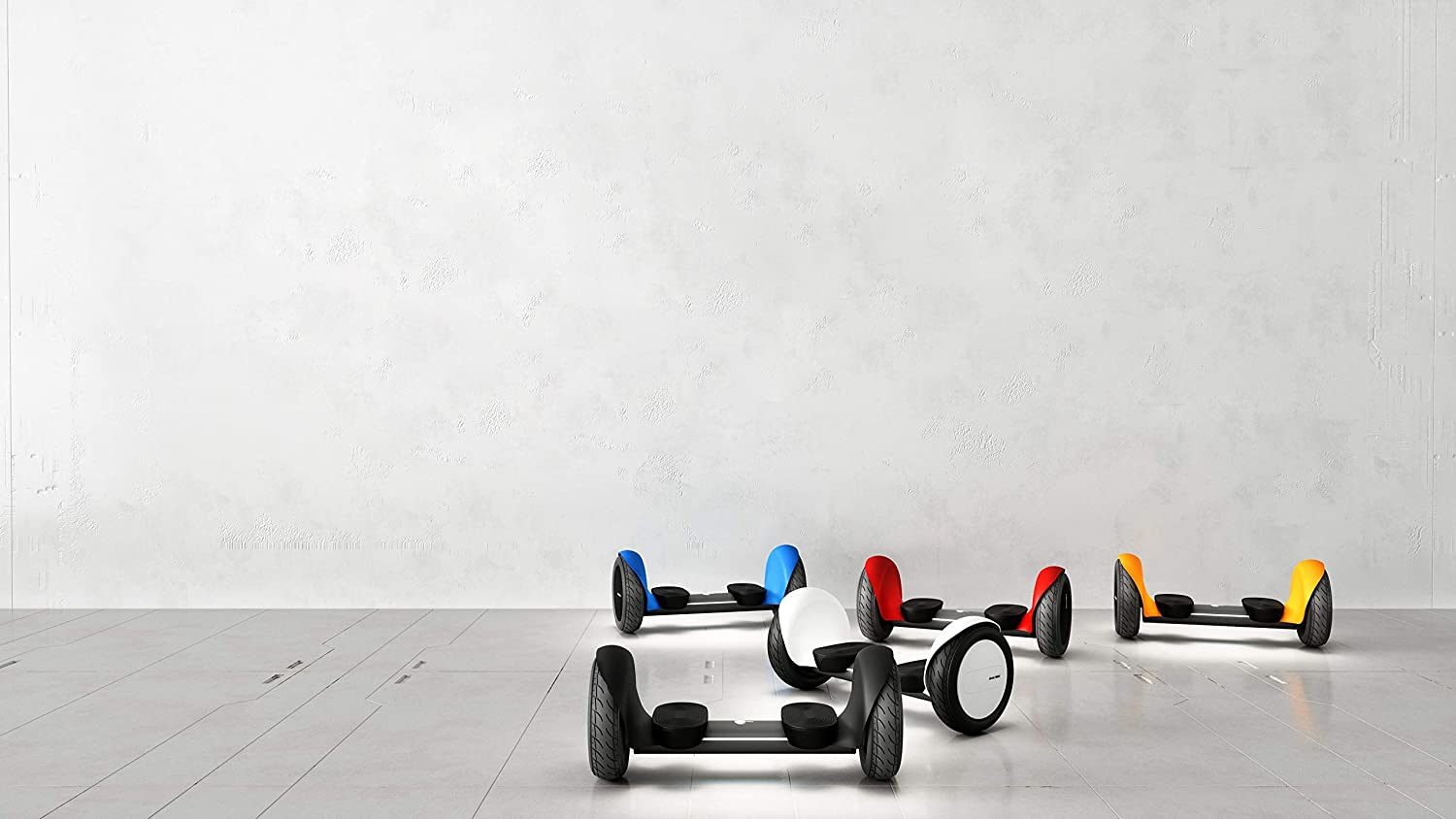 Wheelheels Balance Scooter, Hoverboard 'ALPHA OFFROAD' - 4