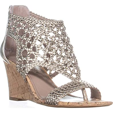 6c29cc4faab Amazon.com  Donald J Pliner Womens Open Toe Special Occasion Platform  Sandals  Shoes