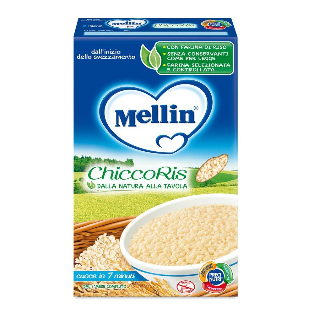 Mellin Pastine and Rice 350g Chiccoris
